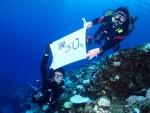 透明度を求めて、黒島ポイントまで遠征!!