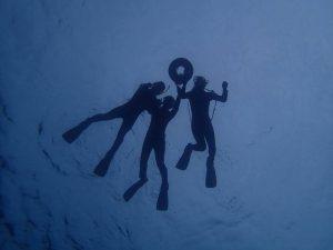 スノーケリング